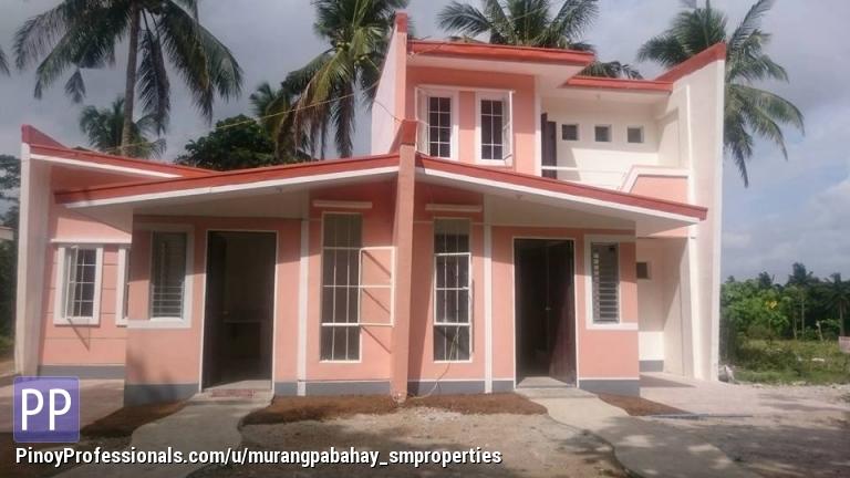House for Sale - Bahay at Lupa sa murang halaga may thru pag ibig at 450k ang price