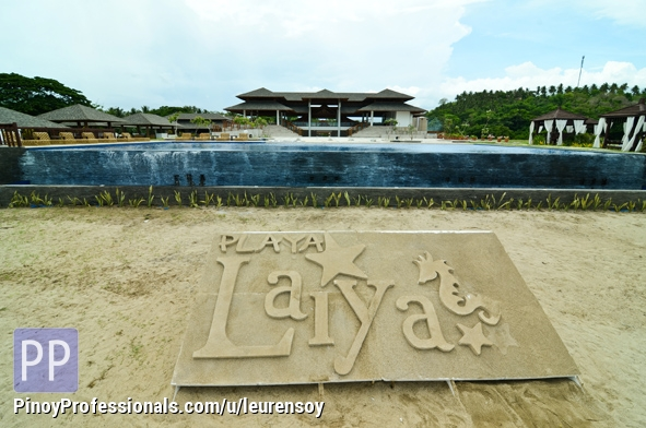 Land for Sale - Playa Laiya in San juan batangas Lot For Sale