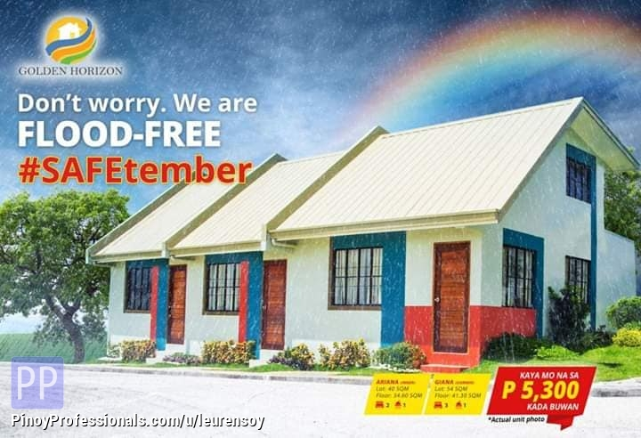 Apartment and Condo for Sale - Loft type low cost housing in cavite thru pag ibig financing