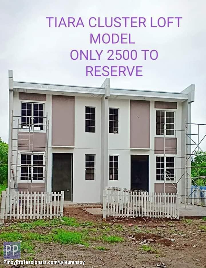 House for Sale - pinakamurang low cost housing in tarlac