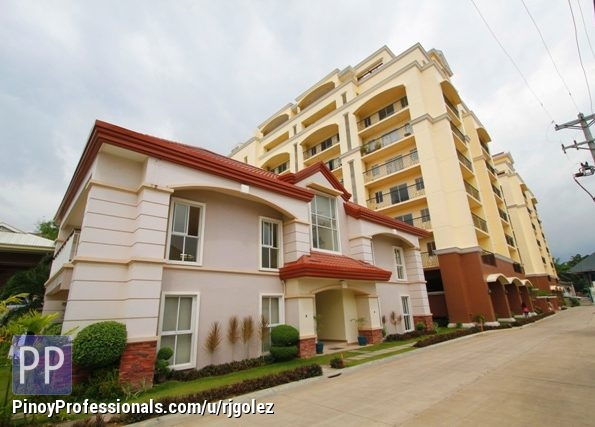 Apartment and Condo for Sale - Ready for occupancy condo units for sale at Woodcrest Residences Cebu City