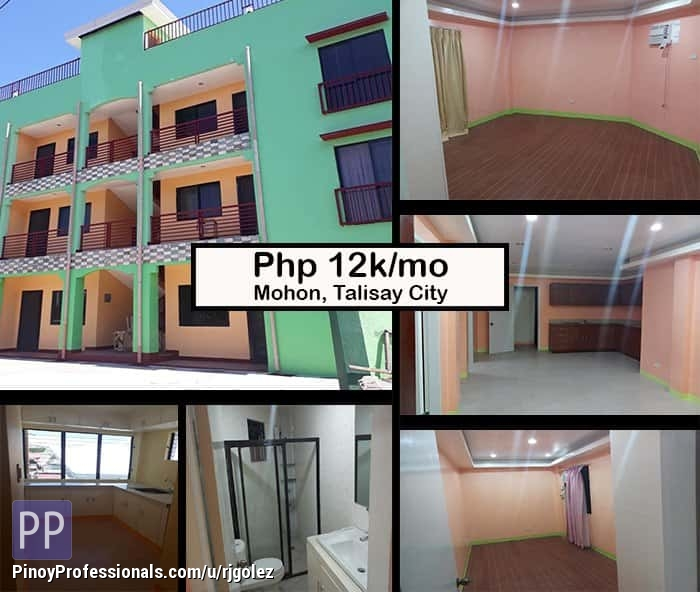 Apartment and Condo for Rent - 3BR Apartment for rent in Talisay City Cebu