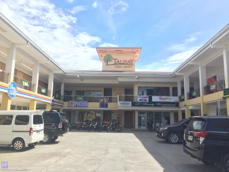 Office and Commercial Real Estate - Commercial Space for rent at Talisay City