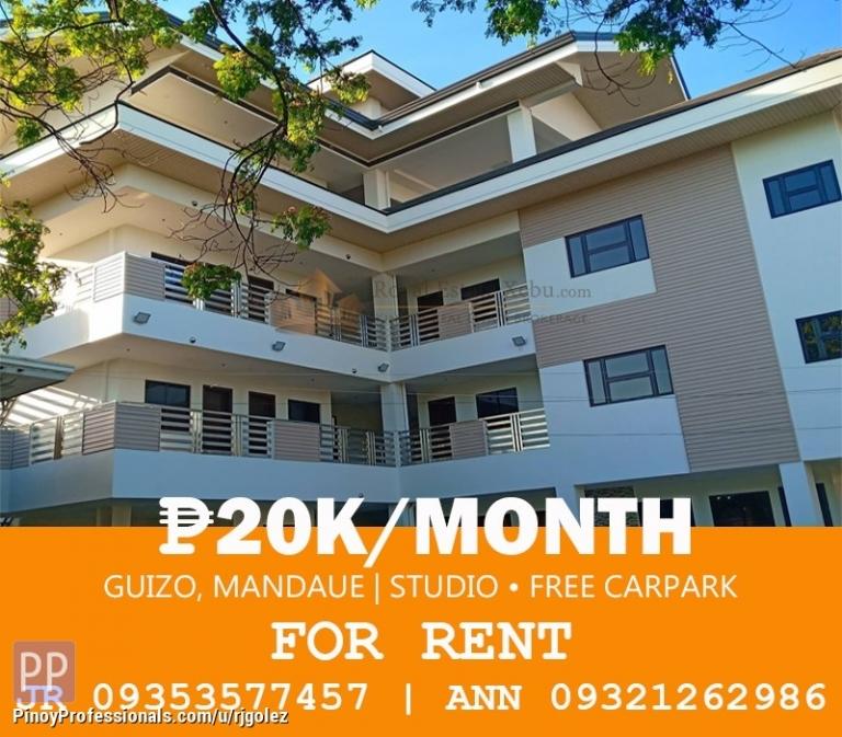 Apartment and Condo for Rent - Apartment for rent in Guizo, Mandaue City