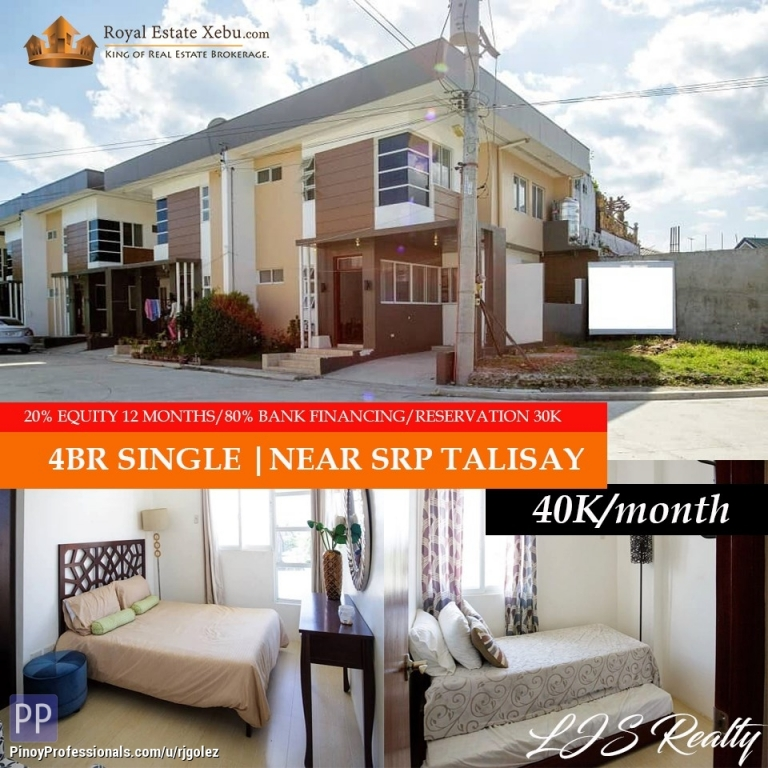 House for Sale - House for sale in San Roque, Talisay City