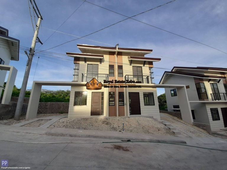 House for Sale - House and lot for sale in Yati, Liloan Cebu