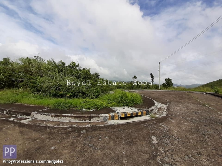Land for Sale - Overlooking Lot for sale in Talisay Cebu
