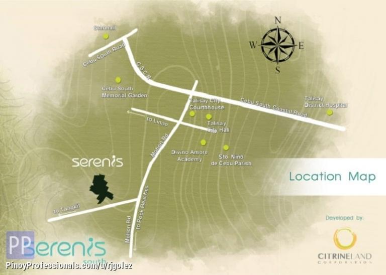 House for Sale - serenis south talisay city cebu