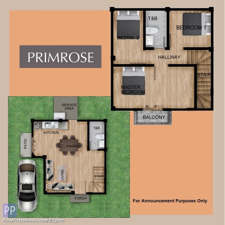 House for Sale - Elkwood Homes in Tabunoc, Talisay City