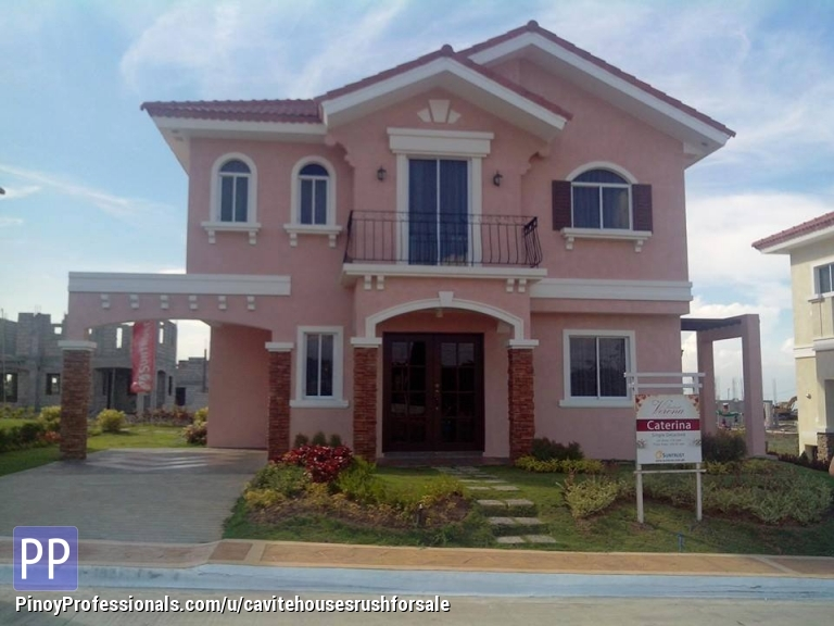 House for Sale - Caterina Model House and lot for sale in Verona Silang Cavite, Near Tagaytay City, Very good location to invest, and affordable Properties