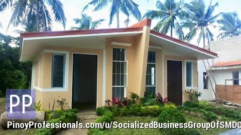 House for Sale - P2,500 to RESERVE a unit for as low P2,534/mo in DUPLEX