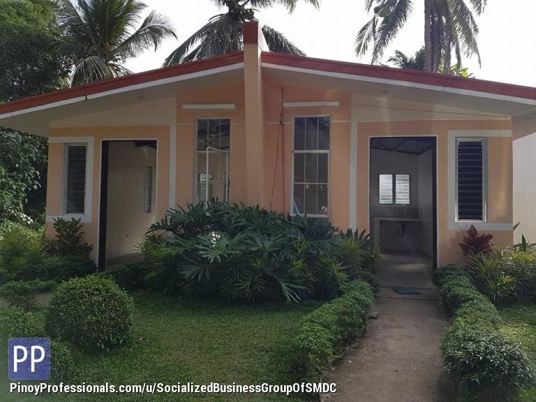 House for Sale - Socialized Housing sa Santo Tomas Batangas