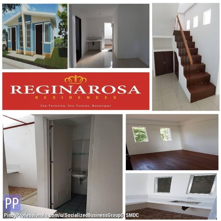 House for Sale - Dito kana sa Reginarosa pasok ang budget mo below P12k income