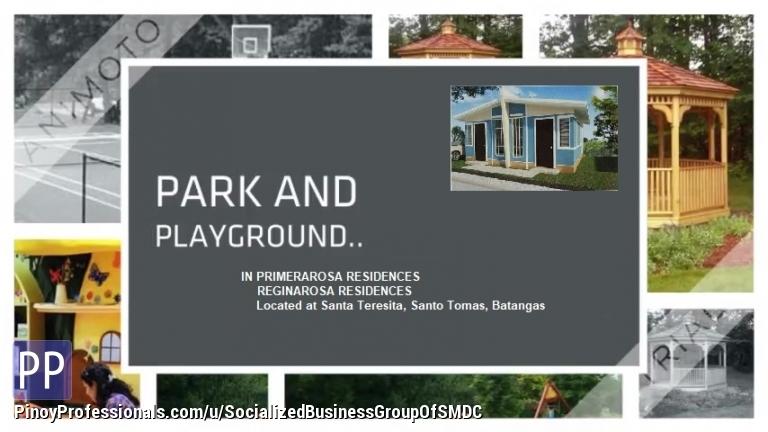 House for Sale - Dito sa REGINAROSA with Carport ang mga model unit na offer