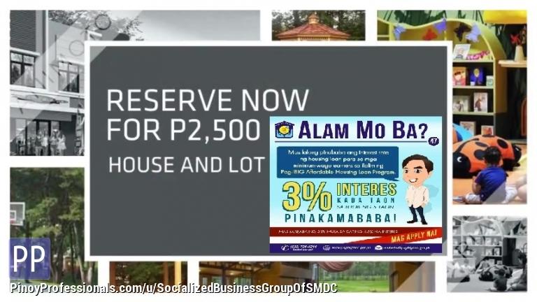 House for Sale - Magandang Bahay at Lupa thru Pag Ibig in Santo Tomas Batangas