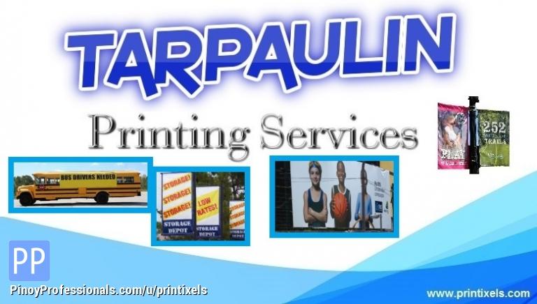 Tarpaulin Printing Panaflex Acrylic Built Up Signages