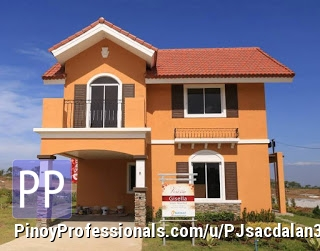 House for Sale - Gisella House for sale in Verona Silang Cavite, Affordable & Quality Houses near in Tagaytay City, Near Nuvali, Very affordable