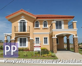 House for Sale - Orabella House for sale in Verona Silang, Beautiful House, Elegant but affordable and easy to own, Near Tagaytay City