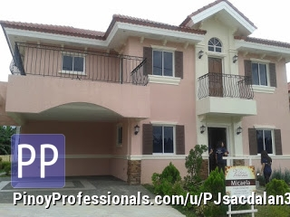 House for Sale - Micaela House for sale in verona For Sale Near Tagaytay City, Very good location and good ambiance