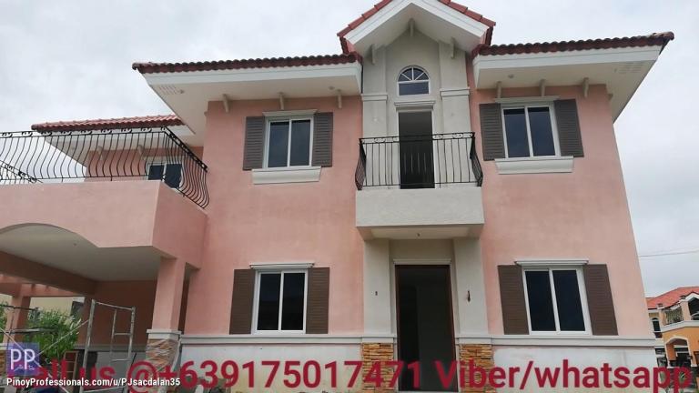 House for Sale - Micaela Model Verona House and lot for sale Silang Cavite Near Tagaytay City, Near Nuvali
