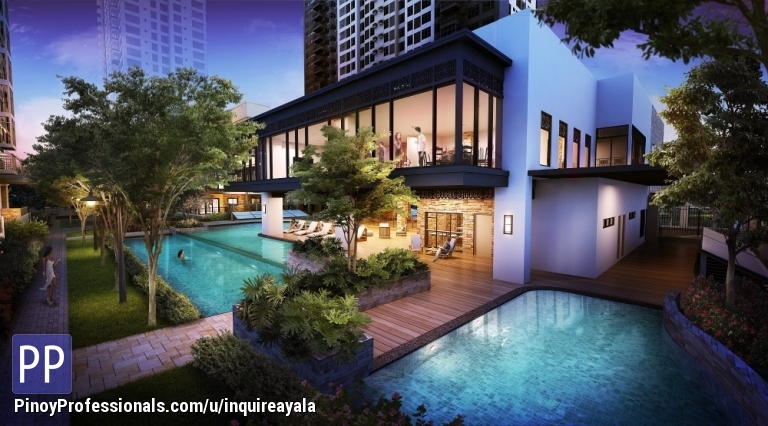 Apartment and Condo for Sale - AYALA LAND'S PORTICO IN ORTIGAS, PASIG CITY: Monthly as low as Php 10k/month at 0% interest