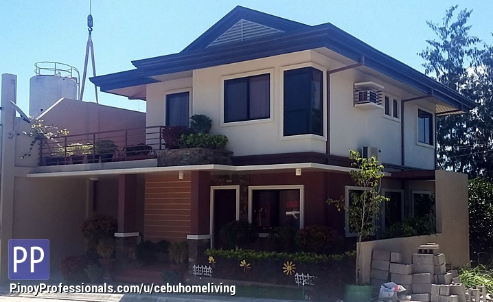 House For Rush Fully Furnished And Lot In Liloan Cebu