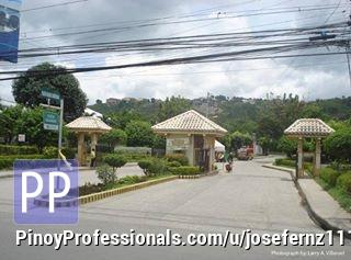 Land for Sale - Vista Grande in BULACAO PARDO Cebu City