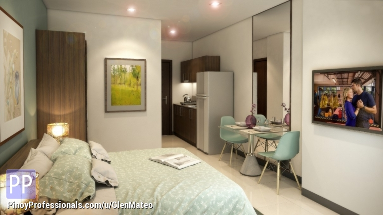 Studio Type 22 Sqm 13k Monthly In San Juan Greenhills Real Estate Apartment And Condo For Sale In San Juan Metro Manila 31130 Pinoyprofessionals Com