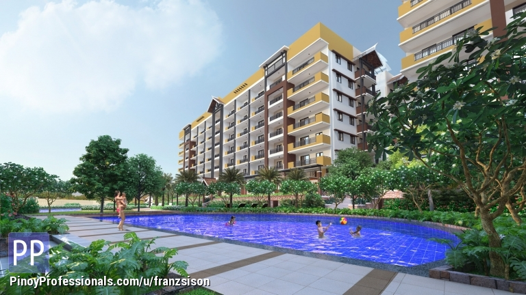 Apartment and Condo for Sale - 2BR 71.5sqm for Sale Alea Residence Condo in Bacoor Cavite Nr MOA