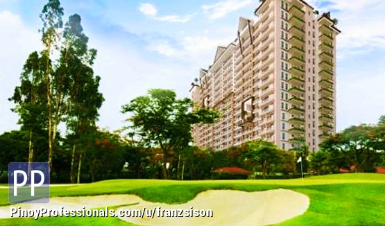 Apartment and Condo for Sale - 1BR 28sqm for Sale Fairway Terraces Condo in Pasay NR BGC