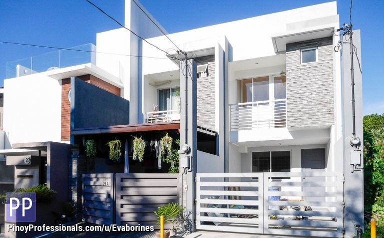 House for Sale - 6.8M Duplex for Sale in BF Homes