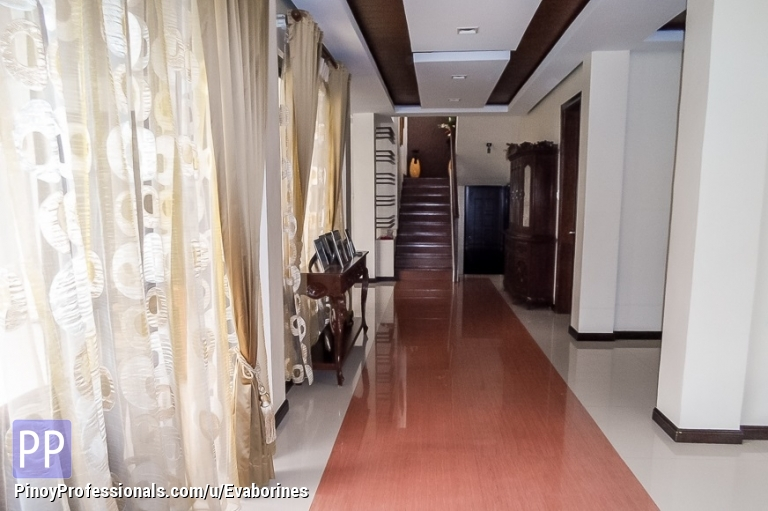 For Sale House In 429 Sqm Corner Lot With Swimming Pool Bf Homes Paranaque