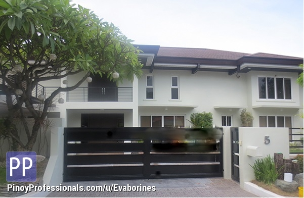 6br 7ba Luxury Home With Swimming Pool For Sale In Tahanan Village Paranaque Real Estate