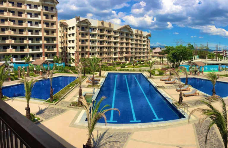 House for Sale - 2 bedroom unit in Pasig City 5% Move-in PROMO
