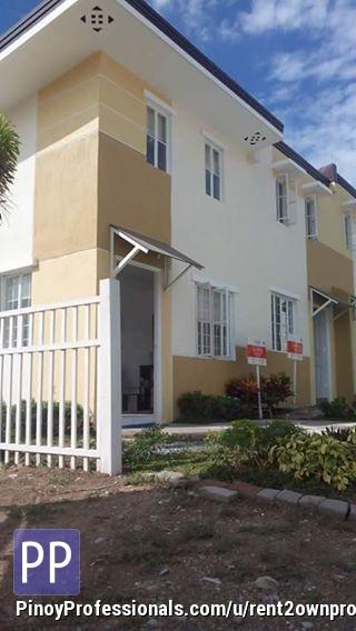 Strange Natania Homes Alora Plus Townhouse Thru Pag Ibig Financing Home Interior And Landscaping Ponolsignezvosmurscom