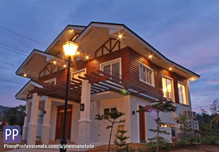 House for Sale - House and Lot with pool in Tagaytay Highlands 5br