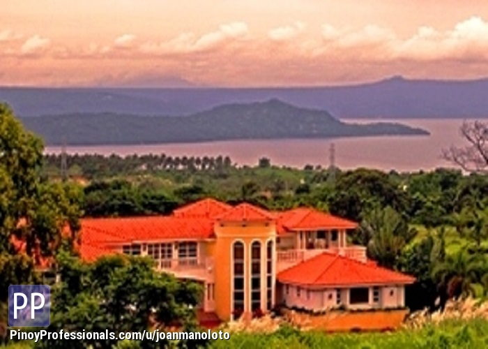 House for Sale - House and Lot on fairways of Midlands golf course Tagaytay Highlands 8br
