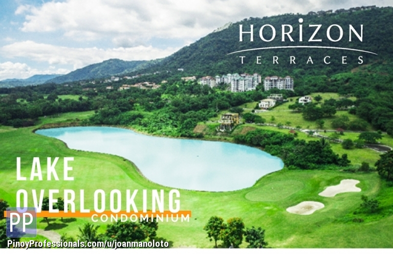 Apartment and Condo for Sale - Horizon Terraces villas and condominium with Lake view Tagaytay Highlands 15% discount