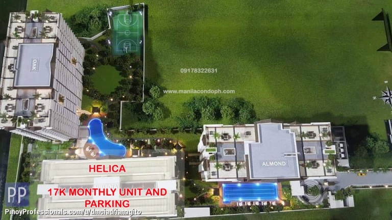 Apartment and Condo for Sale - The Atherton Midrise Condo in Sucat Paranaque near Okada Naia