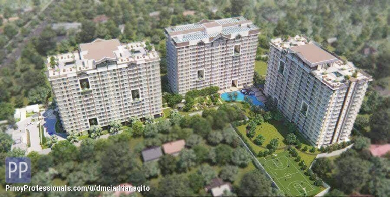 Apartment and Condo for Sale - The Atherton 2 Bedroom Condo near Naia Airport Paranaque