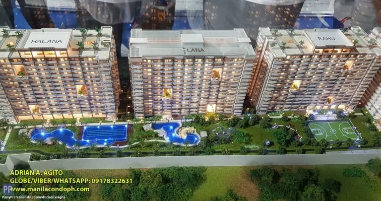 Apartment and Condo for Sale - Satori Resideces Condo near Ateneo U.P Univ Call 0917.832.2631