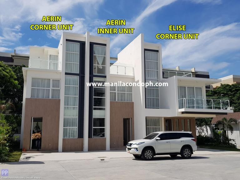 Apartment and Condo for Sale - Mahogany Place House and Lot near Bonifacio Global Taguig