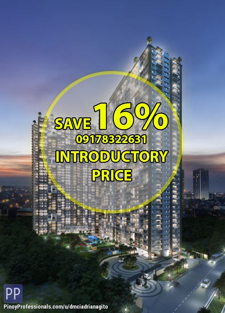 Apartment and Condo for Sale - Infina Towers 2 Bedroom Condo near Ateneo Katipunan