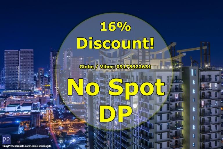 Apartment and Condo for Sale - Preselling Condo near Vito Cruz Gil Puyat Taft Ave by Dmci