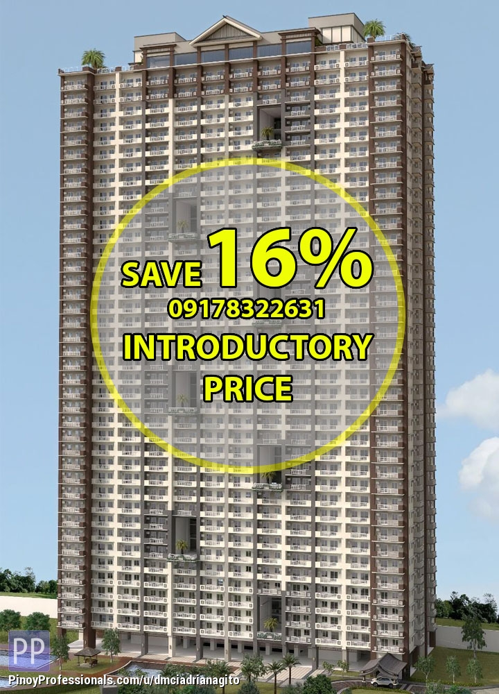 Apartment and Condo for Sale - 2 BEdroom Condo For Sale Kai Garden Residences near Rockwell Makati