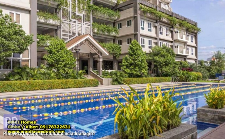Apartment and Condo for Sale - 2 Bedroom Condo For Sale in Quezon City Cameron Residences