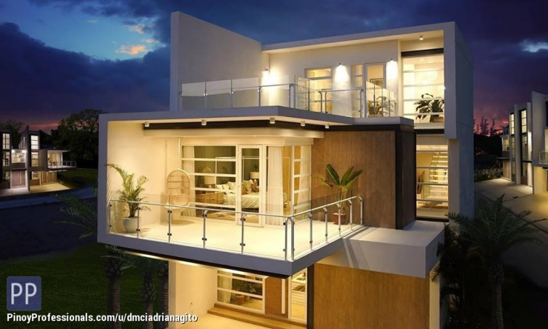 House for Sale - M Residences Capitol Hills House and Lot for sale in Commonwealth QC