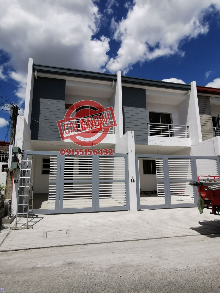 House for Sale - North Fairview Townhouse For Sale near MRT 7 Commonwealth