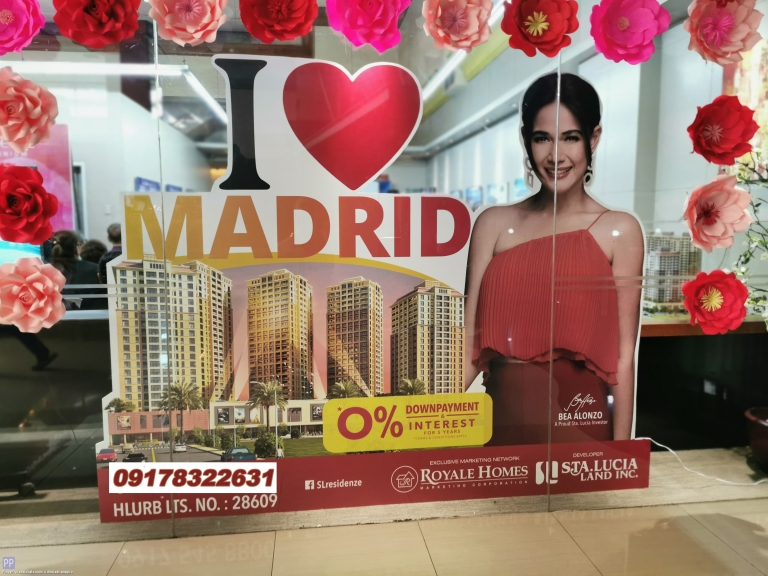 Apartment and Condo for Sale - Madrid by sta Lucia Condo For Sale near Marcos Hi way