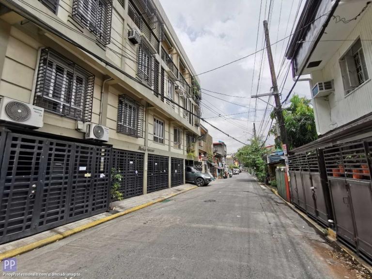 House for Sale - 4 Storey Town House For Sale near La Salle Saint Scholastica Buendia Manila